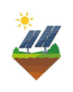 L'énergie solaire photovoltaïque